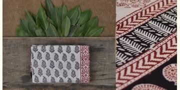 धरा ❋ Cotton Bagh ❋ Block Printed Saree ~ 24