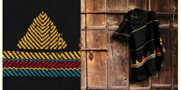 Mandavi ✲ Handwoven Khadi Cotton Stole ✲ 4
