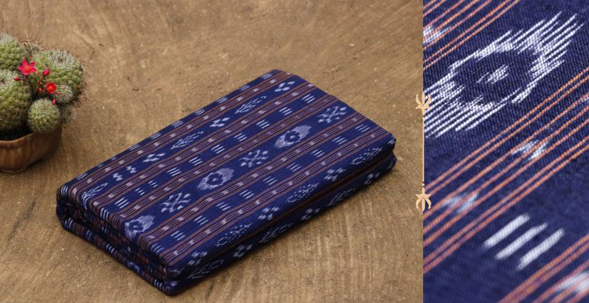 Sambalpuri Ikat ✽ Handwoven Cotton Fabric { 3 } { Per Meter }