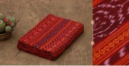 Sambalpuri Ikat ✽ Handwoven Cotton Fabric { 14 } { Per Meter }