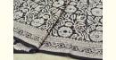 Aarvi ☘ Block Printed Cotton Saree ☘ 16
