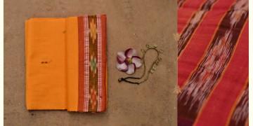 सूती ❂ Ikat Cotton Saree ❂ { 3 }
