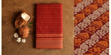 कश्यपी ☙ Kanchipuram organic cotton sarees ☙ { U }