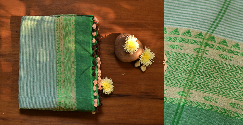 Kasturi ❊ Soft Cotton Sarees ❊ 06