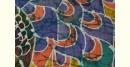 At the Crack of Dawn ✲ Maheshwari Silk . Batik Saree ✲ 25