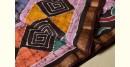 At the Crack of Dawn ✲ Maheshwari Silk . Batik Saree ✲ 27