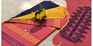 Srujanika ❋ Muslin Handwoven Saree ❋ 3