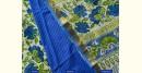 Dress Material ~ Champa (Blue)