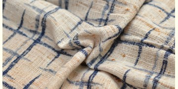 Handwoven Cotton Fabric ❂ F