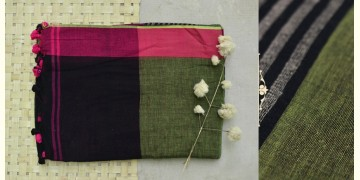 Songs of Summer ❂ Handwoven Cotton Sarees ❂ R