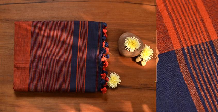 Kasturi ❊ Handwoven Cotton Sarees ❊ 14