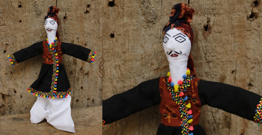 Dhingli - Cotton dolls ✽ 28