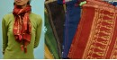 Megh ♠ Chanderi Stoles ♠ E