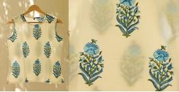 फुहार / Fuhar ✾ Block Printed Cotton Top ✾ 15