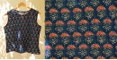 फुहार / Fuhar ✾ Block Printed Cotton Top ✾ 18