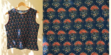 फुहार / Fuhar ✾ Block Printed Cotton Top ✾ 18