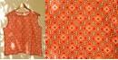 फुहार / Fuhar ✾ Block Printed Cotton Top ✾ 21