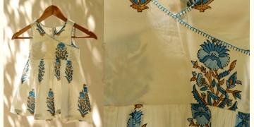 फुहार / Fuhar ✾ Block Printed Cotton Dress { Kids } ✾ 4