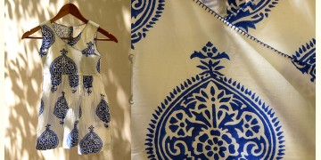फुहार / Fuhar ✾ Block Printed Cotton Dress { Kids } ✾ 6
