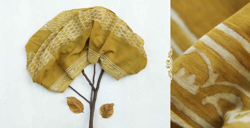 A Few Withered Branches ~ Cotton Stoles ~ 5