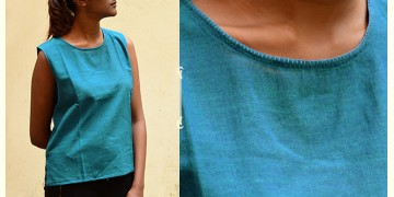 छबीली ♠ Handwoven Cotton Top ♠ 3