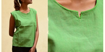छबीली ♠ Handwoven Cotton Top ♠ 4