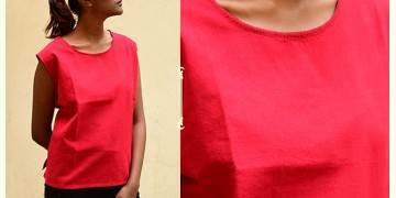 छबीली ♠ Handwoven Cotton Top ♠ 5