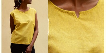 छबीली ♠ Handwoven Cotton Top ♠ 10