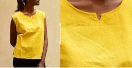 छबीली ♠ Handwoven Cotton Top ♠ 11