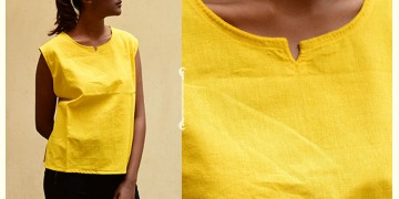 छबीली ♠ Handwoven Cotton Top ♠ 11
