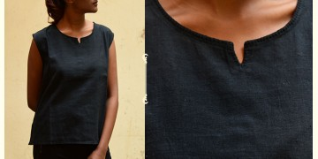 छबीली ♠ Handwoven Cotton Top ♠ 17