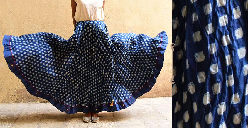 छबीली ♠ Indigo Skirt ♠ 18