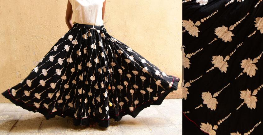 छबीली ♠ Block Printed Skirt ♠ 19