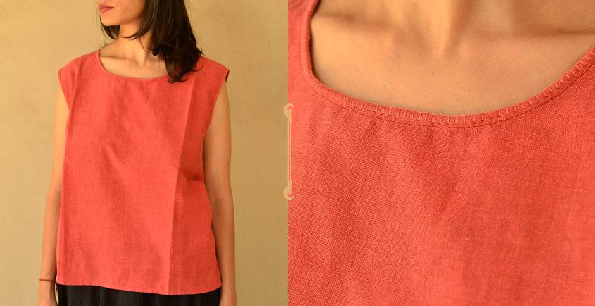 छबीली ♠ Handwoven Cotton Top ♠ 25