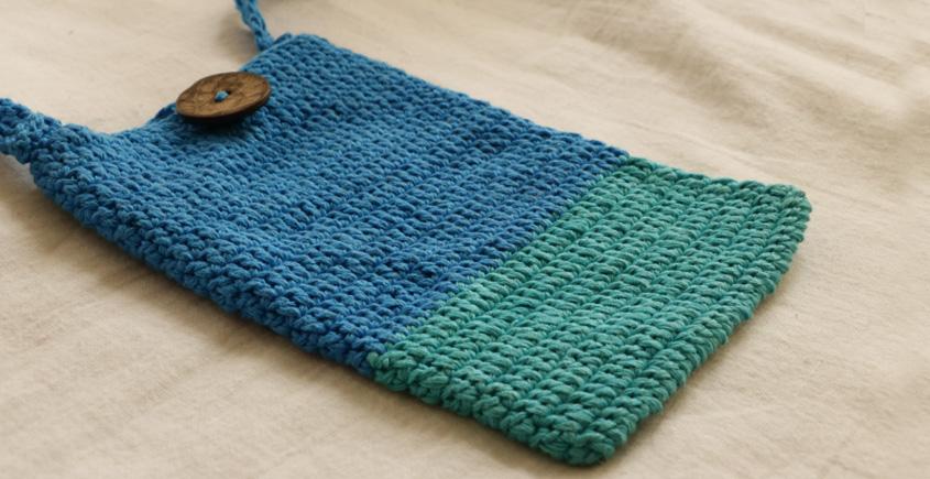 Guppy! ⚘ Crochet { Mobile Pouch } ~ 2