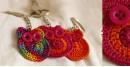 Guppy! ⚘ Crochet { Keychain } ~ 3