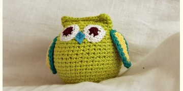 Guppy! ⚘ Crochet Toy { Owl }~ 7