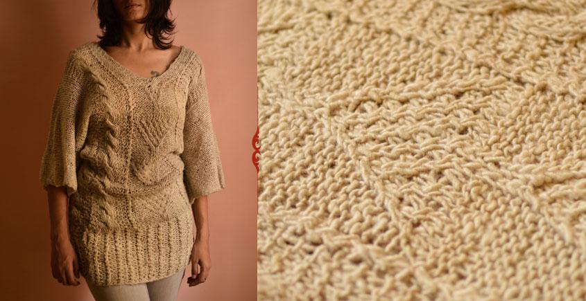 Snuggles ☃ Sheep Wool Sweater ☃ 56