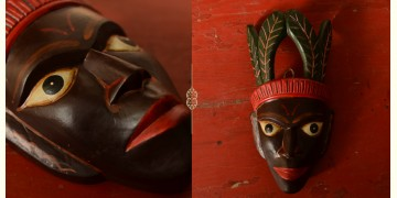 Wooden Mask ⚙ Tribal man ⚙ 3