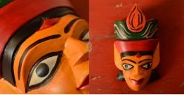 Wooden Mask ⚙ Devi ⚙ 7