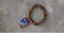 Gilded Pebbles ✶ Stone Jewelry ✶ Stones Charm Bracelet { 23 }