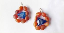Meera ✺ Stone Jewelry ✺ Loop Lights Circuit earrings { 5 }