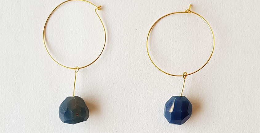 Meera ✺ Stone Jewelry ✺ Birdy Earrings { 16 }