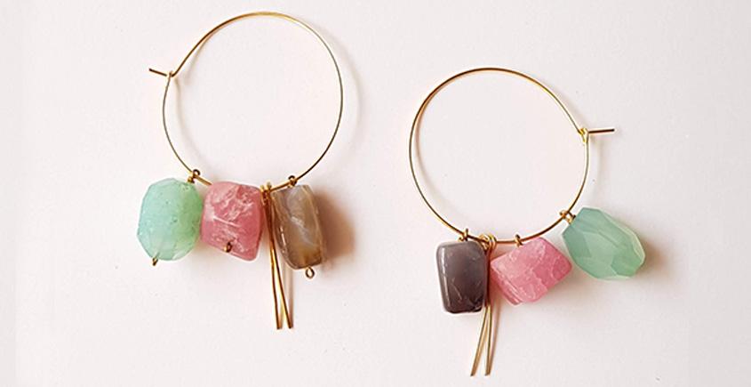 Meera ✺ Stone Jewelry ✺ Summer Bloom { 21 }