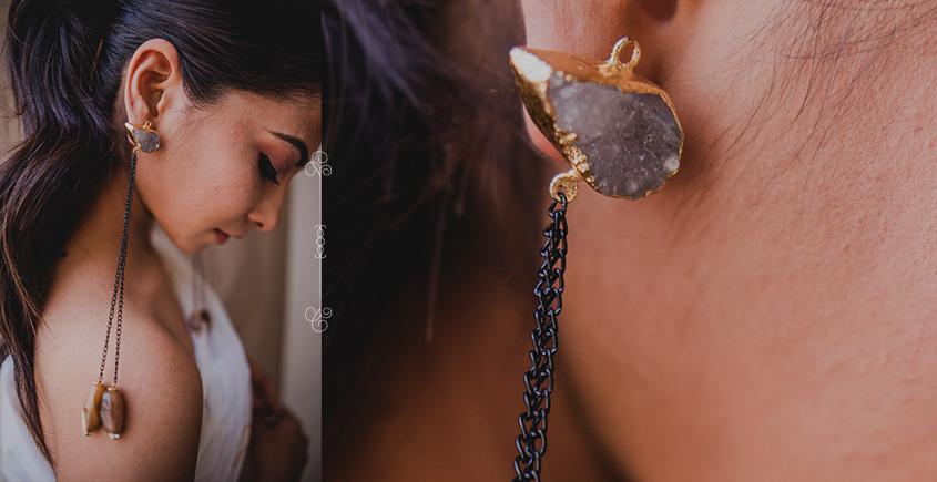 Meera ✪ Stone Jewelry ✪ Rapenzul Earrings ✪ 8