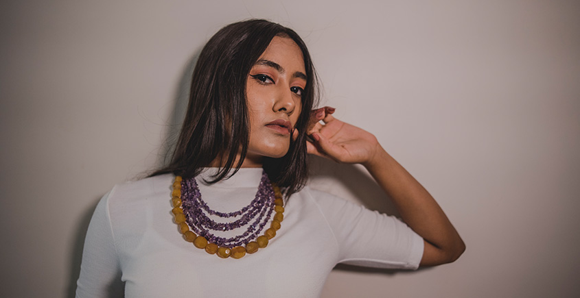Meera ✪ Stone Jewelry ✪ Carnival Necklace ✪ 2