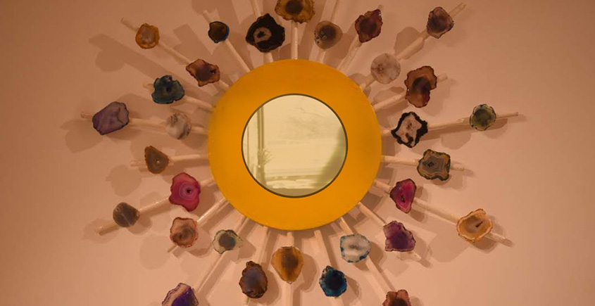 Meera ✪ Stone Jewelry ✪ Wall décor ✪ 25