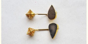 Meera ✺ Stone Jewelry ✺ Star Earrings { O }