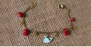 Bunched Together ✪ Stone Jewelry ✪ Whale Charm bracelet { 10 }