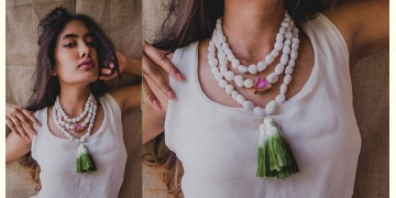 Bunched Together ✪ Stone Jewelry ✪ Trend Setter Stones Necklace { 39 }